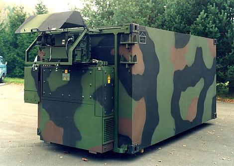 Ballistic Protection 171 Tcn